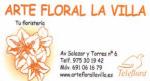 ArteFloralLaVilla