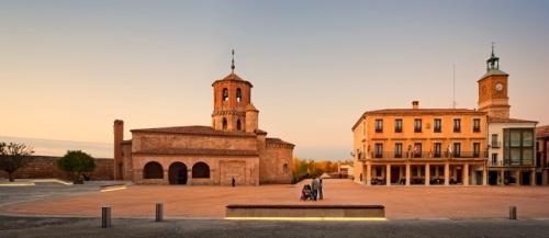 Ayuntamiento y San Miguel