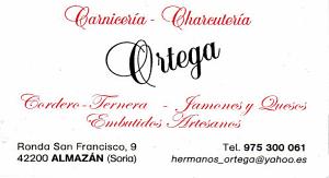 Carnicería Ortega