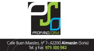 Propano Soria